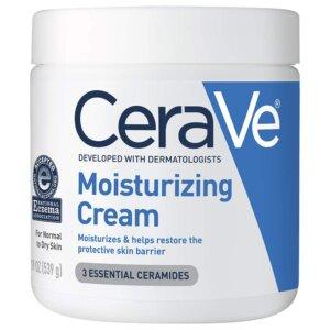 CeraVe Moisturizing Cream - Best Acne, Pimple