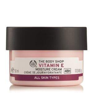 The Body Shop VITAMIN-E moisture cream -  Especially Best For All Type Dry Skin