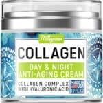MARYANN Organics Collagen Cream - Anti Aging Face Moisturizer